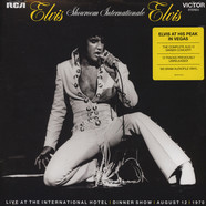 Elvis Presley - Showroom Internationale