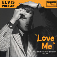 Elvis Presley - Love Me - The British HMV Singles '56-'57