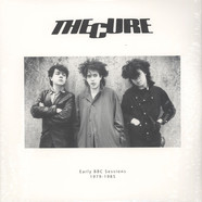 Cure, The - Early BBC Sessions 1979-1985