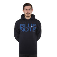 Blue Note - Full Chest Logo Hoodie