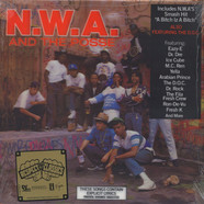 NWA - NWA & The Posse 3D Cover Edition