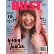 Bust - April / May 2015 - Issue 92