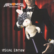 Helloween - Rabbit Don't Come Easy Black Vinyl Edition
