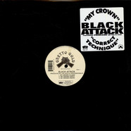 Black Attack - My Crown