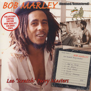 Bob Marley - Lee Perry Masters Colored Vinyl Edition