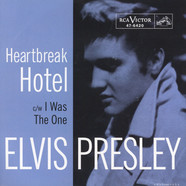Elvis Presley - Heartbreak Hotel / I Was The One