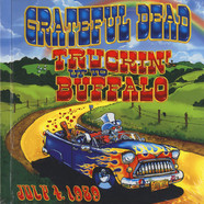 Grateful Dead - Truckin Up To Buffalo: July 4 1989