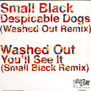 Washed Out / Small Black - Split