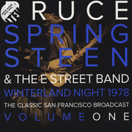 Bruce Springsteen - Winterland Night Volume 1