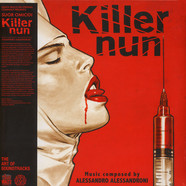 Alessandro Alessandroni - OST Killer Nun Red Vinyl Edition