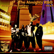 Almighty RSO, The - Revenge Of Da Badd Boyz