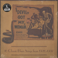 V.A. - Devil Got My Woman - 16 Classic Blues Songs From 1927-1937