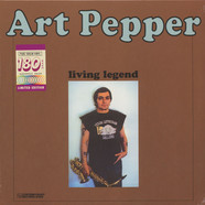 Art Pepper - Living legend