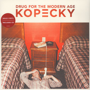 Kopecky - Drug For The Modern Age Gold Vinyl Edition