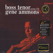 Gene Ammons - Boss Tenor 200g Vinyl Edition