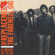 Replacements, The - Farewell Gig Red Vinyl Edition