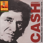 Johnny Cash - Wheeling West Virginia October 2nd 1976
