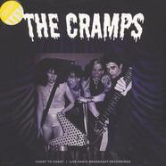 Cramps, The - Coast To Coast Yellow Vinyl Edition