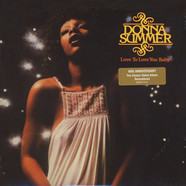 Donna Summer - Love To Love You Baby 40th Anniversary