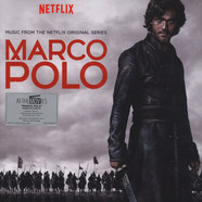 Pier Luigi Andreoni & Nicola Alesesini - OST Marco Polo (Music From The Netflix Series) Black Vinyl Edition