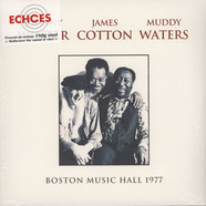Johnny Winter / Muddy Waters / James Cotton - WBCN-FM Boston Music Hall 26-02-77
