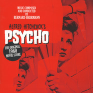 Bernard Herrmann - OST Alfred Hitchcock's Psycho - Original 1960 Movie Score