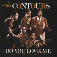 Contours, The - Do You Love Me