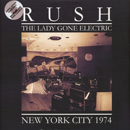 Rush - The Lady Gone Electric
