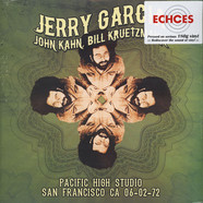 Jerry Garcia / John Kahn / Bill Kreutzman - Pacific High Studio San Francisco, CA 06-02-72