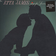 Etta James - Sings For Lovers 180g Vinyl Edition