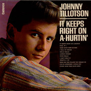 Johnny Tillotson - It Keeps Right On A-Hurtin