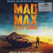 Tom Holkenborg aka Junkie XL - OST Mad Max: Fury Road Black Vinyl Edition