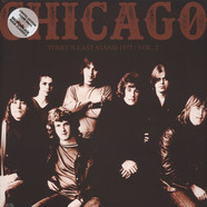 Chicago - Terrys Last Stand, NY 1977 Volume 2