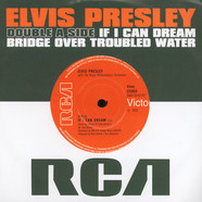 Elvis Presley - If I Can Dream / Bridge Over Troubled Water