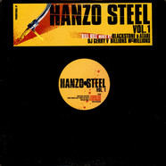 Blackstone And Atari - Hanzo Steel Vol. 1