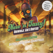 Michael Bross - OST Oddworld: New 'N' Tasty Green Vinyl  Edition
