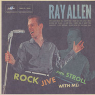 Ray Allem - Rock, Jive & Stroll With Me!