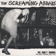 Screaming Abdabs / City Ram Waddy - Split LP