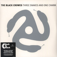 Black Crowes, The - Three Snakes And One Charm