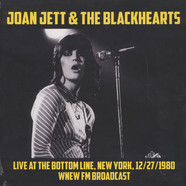 Joan Jett & The Blackhearts - Live At The Bottom Line, New York, 12/27/1980 - WNEW FM BROADCAST