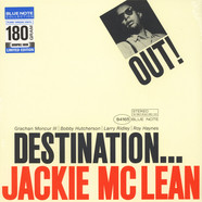 Jackie McLean - Destination Out