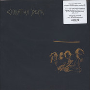 Christian Death - Atrocities White Vinyl Edition