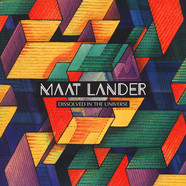 Maat Lander - Dissolved In The Universe Colored Vinyl Edition