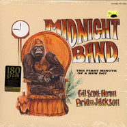 The Midnight Band: Gil Scott-Heron & Brian Jackson - The First Minute Of A New Day