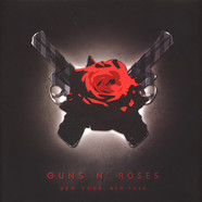 Guns N' Roses - The Ritz - New York City Black Vinyl Edition