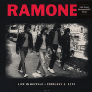 Ramones - Live In Buffalo February 8, 1979 180g Vinyl Edition