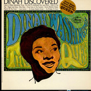 Dinah Washington - Dinah Discovered