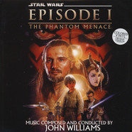 John Williams - OST Star Wars EP 1: Phantome Menace (Obi-Wan) Colored Vinyl Edition