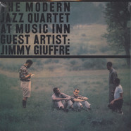 Modern Jazz Quartet, The - At Music Inn - Guest Artist: Jimmy Giuffre