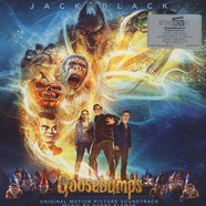 Danny Elfman - OST Goosebumps Blue & Gold Vinyl Edition